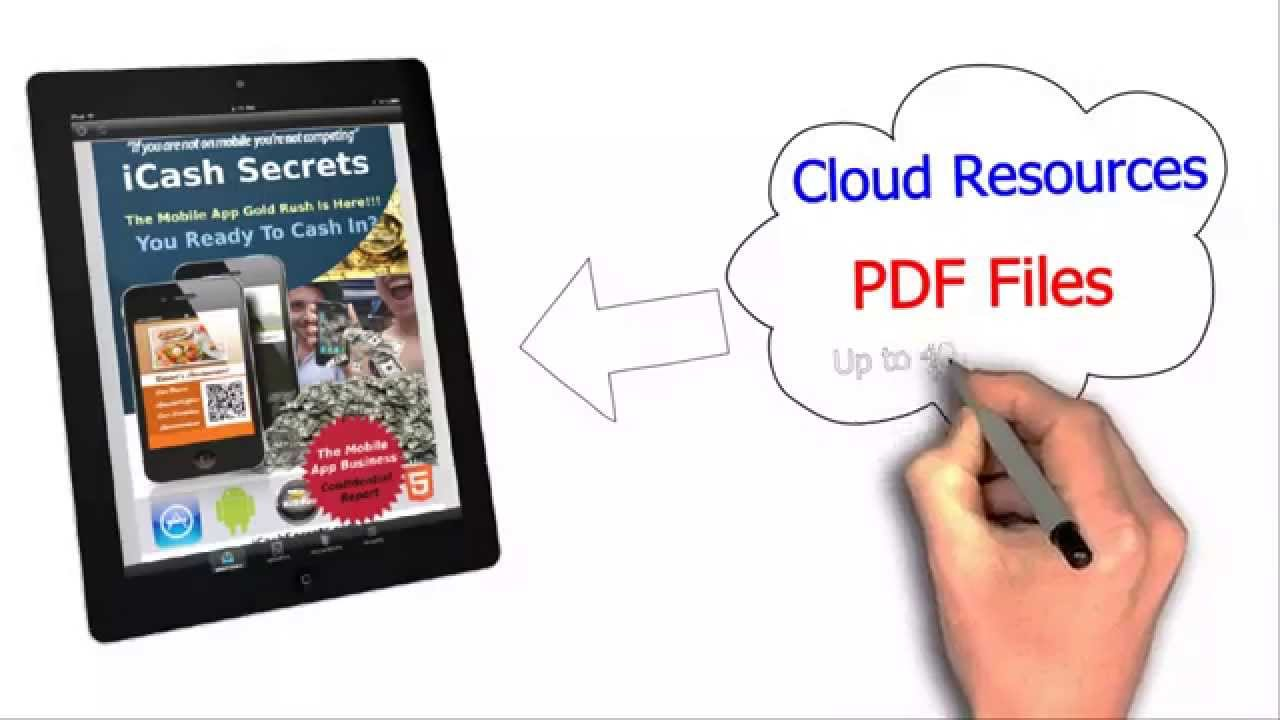Part 4: Adding Magazine PDF Files to Cloud Resources
