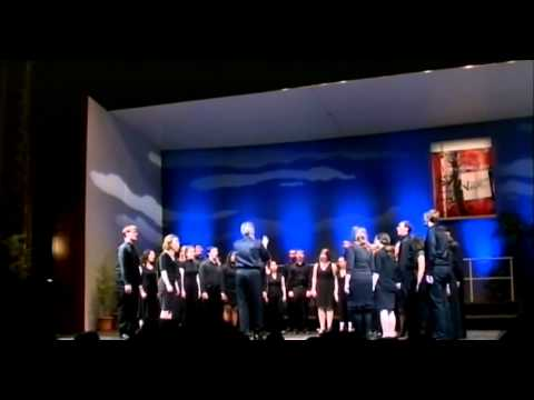 U Maryland Chamber Singers: My spirit sang all day (Gerald Finzi)