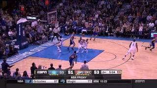 Russell Westbrook Blooper Dunk: Golden State Warriors At
