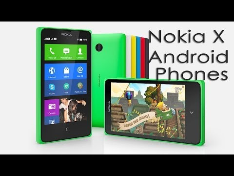 Nokia Android Phone Nokia X X+ and XL my thoughts - Vlog Style