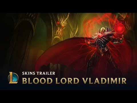 The Blood Lord или новый скин Владимира