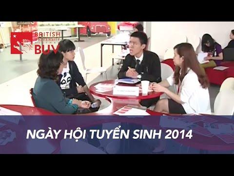 Ngày hội tuyển sinh đại học Anh Quốc Việt Nam 04.2014  - TTXVN