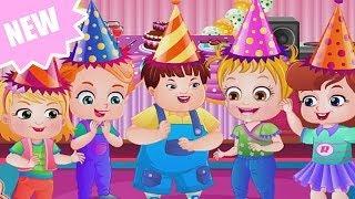 Baby Hazel Game Movie Baby Birthday Party Dora The