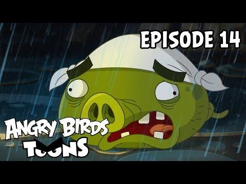 Angry Birds - 2 sezóna - 14 - Ne bez mé helmy