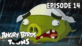 Angry Birds - 2 sezóna - 14 - Nie bez mojej helmy