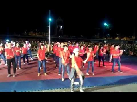 Múa dân vũ Té nước