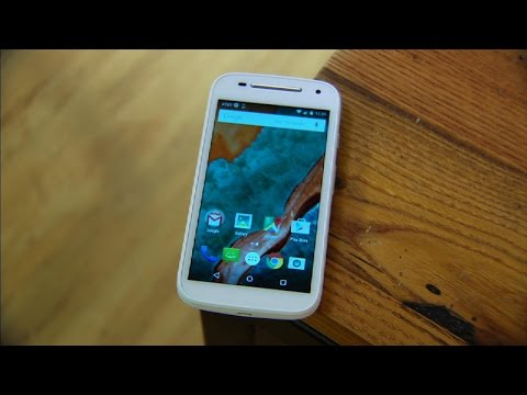 Second Motorola Moto E gets down with 4G LTE