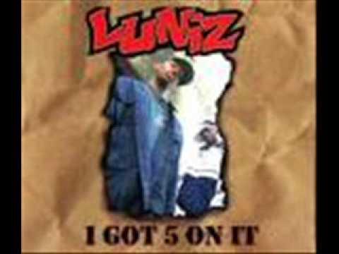Luniz - I Got 5 On It (Instrumental)