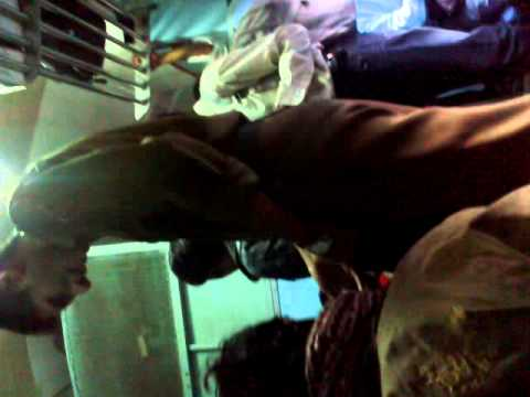 RPF caught to taking  money for seat at New Delhi Railway station in the Mahabodhi exp. On 7-12-2013