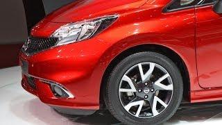 Новый Ниссан Ноут Nissan Note 2014 тест драйв, обзор, технические характеристики