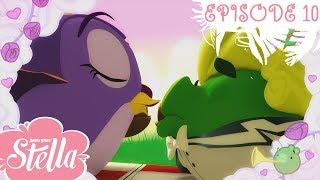 Angry Birds Stella 10 - Prasací láska