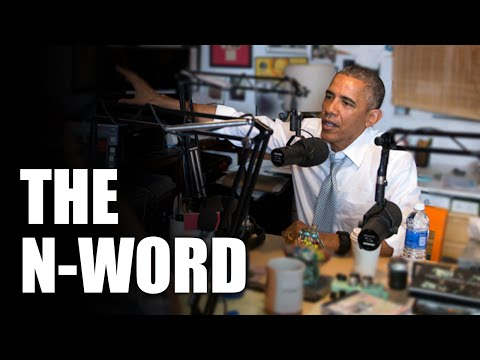 Obama Says N-Word On Marc Maron's WTF Podcast