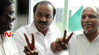 Disputes in Gali Janardhan Reddy Family : Karunakar Reddy ..