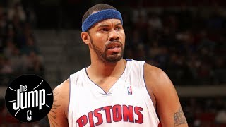 Rasheed Wallace Says '04 Pistons Could Beat Today's Warriors | The Jump | ESPN