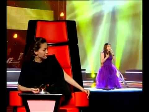 giọng hát việt 15/7/2012 - Phạm Thị Phương Dung -