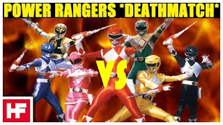 Power Rangers *DeathMatch*