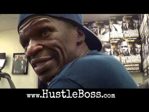 Mayweather Sr. wants Floyd to shut up Amir Khan but feels Devon Alexander will beat him to it
