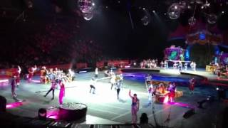 Ringling Brothers Dragon Show