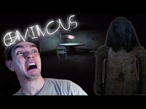 Ominous | SCREAMING LIKE A GIRL | Indie Horror Game | Commentary/Face cam reaction