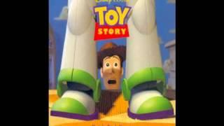 Toy Story Soundtrack 14. On The Move