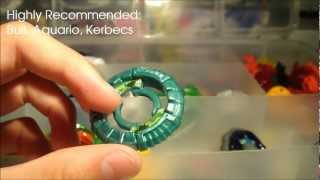 ~How To: Make An Un-Beatable Beyblade Defense Combo! (READ