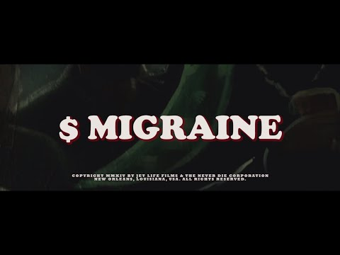 "Curren$y - ""$ Migraine"" ft Le$ (Official Video)"