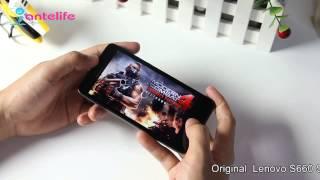 Lenovo S660 SmartPhone Chip Lõi Tứ 4.7inch Giá Rẻ