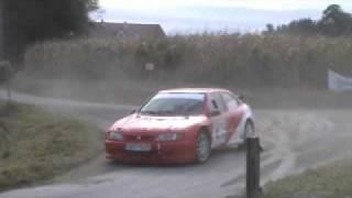 Vid�o Rallye du Val d'Orain 2009 par Ultras39 (5644 vues)