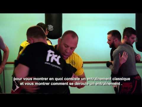 MMA VIP Training avec Jose ALDO, Wanderlei SILVA & Mauricio SHOGUN