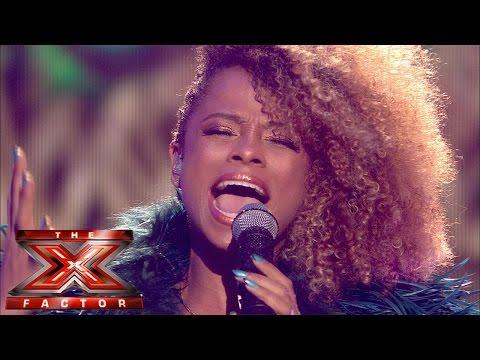 Fleur East sings Alicia Keys' If I Ain't Got You | Live Week 8 | The X Factor UK 2014