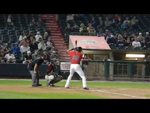 Rangers Prospect Joey Gallo Batting @SAL AllStar Game 6/18/13 HD