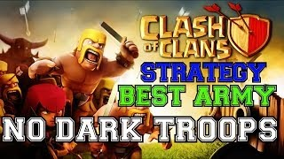 Clash Of Clans: The FASTEST Resource-Generating Army