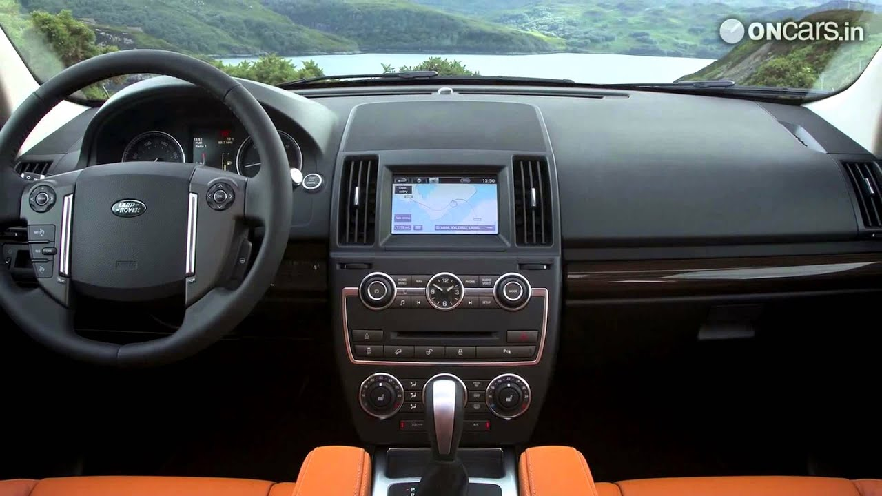 land rover launches freelander 2 facelift youtube. Black Bedroom Furniture Sets. Home Design Ideas