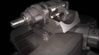 Inside a Ducati V-twin