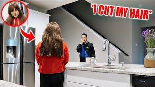 HAIRCUT PRANK ON BOYFRIEND!!! *GONE WRONG*