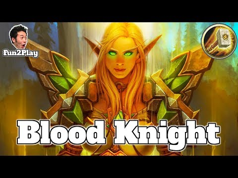 Blood Knight Aggro Paladin Kobolds And Catacombs | Hearthstone Guide How To Play