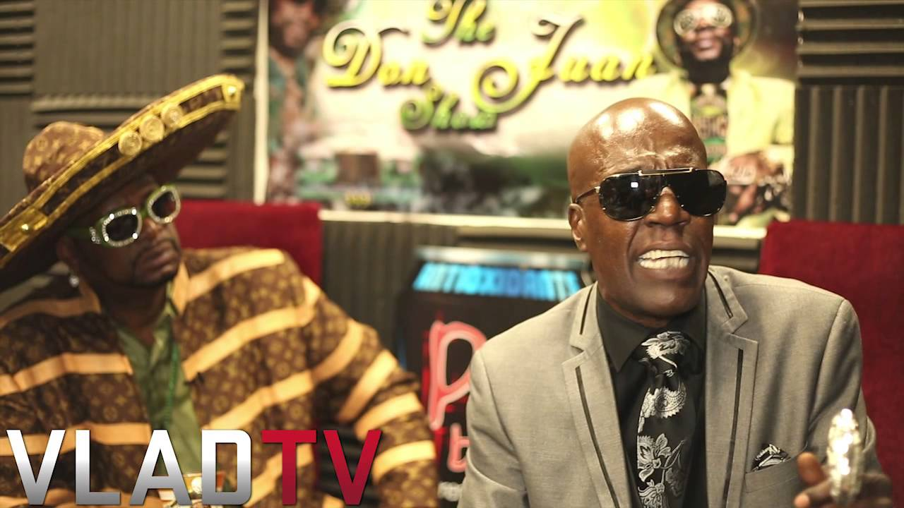 Aaron Hall a Pimp Now? Speaks on Gloria Velez: I Took Her & F***ed Her