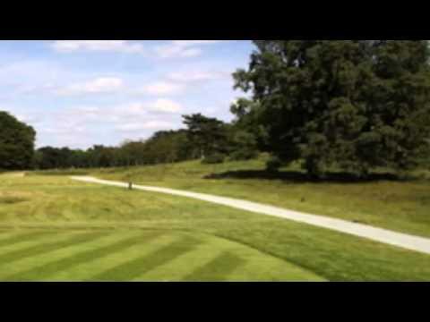 North Hants golf club Fleet Hampshire