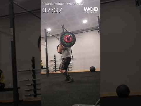 Wallballs and weightlifting ❤️ par Ricardo Miguel.