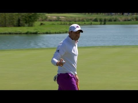 Sergio Garcia highlights from Round 2 of Shell