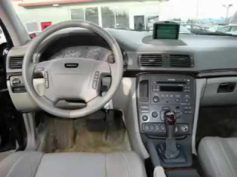 1999 Volvo S80 Everett WA - YouTube