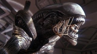 Alien Isolation Creating the Alien