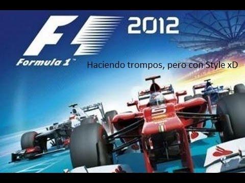 Gameplay 4 - F1 2012 - Ni Vettel puede conmigo, porque soy Karthikeyan Jr.