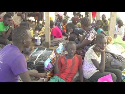 South Sudan: 90,000 refugees flee to Kenya, Uganda and Ethiopia