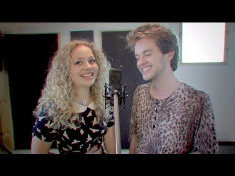 Alex Day - This Kiss (Official Video feat. Carrie Hope Fletcher)