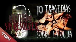 """10 Tragedias reales sobre la Ouija - """"Misterios sin resolver"""""""