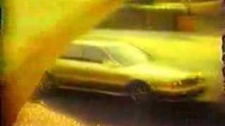 Mitsubishi Diamante commercial (1992)