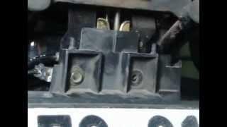 Hướng dẫn gắn bộ mở yên điện Sirius P2 : Phần cơ
