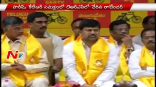 Off the Record : Harish Rao key role in TDP MLAs joining TRS