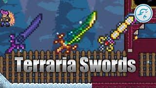 Terraria 1.2: Terra Blade, True Excalibur, True Night's